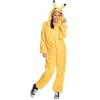 Pokemon: Pikachu Jumpsuit Adult Costume Small